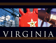 VIRGINIA: Catalyst of Commerce book cover