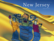 New Jersey Crossroads of Commerce Book Cover