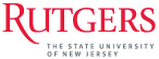 Rutgers The State University of New Jersey logo